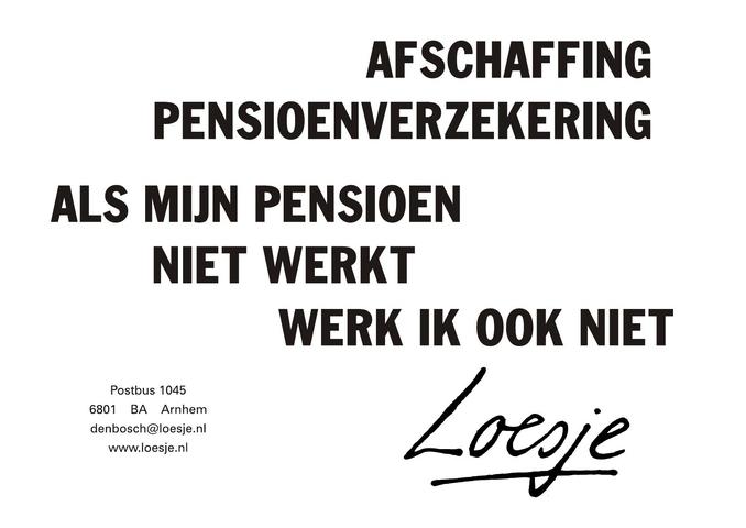 collectiefpensioenadvies loesje-pensioen